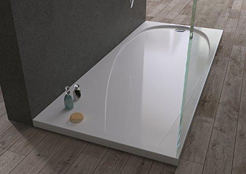 Piatto doccia rettangolare ultra sottile 80x120 in...