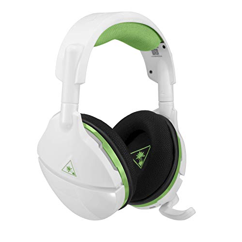Turtle Beach Stealth 600 Weiß Kabellos Surround Sound Gaming-Headset, Xbox One