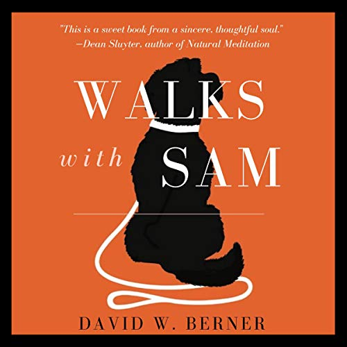 Walks with Sam audiobook cover art