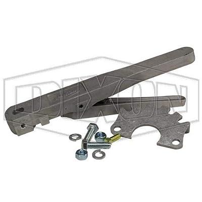 "Dixon Valve DB206-46-5, Aluminum 4"" - 6"" Butterfly Valve Handle Kit (Pack of 6 pcs) from Dixon Valve"