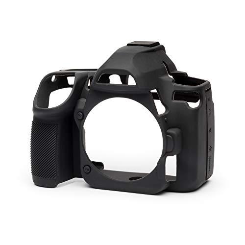 easyCover Funda de silicona para Nikon D780 (negro)