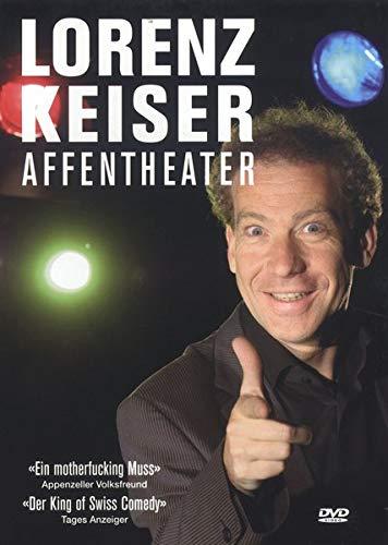 Lorenz Keiser - Affentheater [Alemania] [DVD]