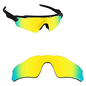 Alphax Polarized Replacement Lenses/Accessories for Oakley Radar EV Path OO9208 – Options