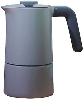 SXXYTCWL MOKA POT ALUMINIO Café de dos válvulas Máquina de café individual de café extra fuerte EPRESSO Coffee Fabricante ...