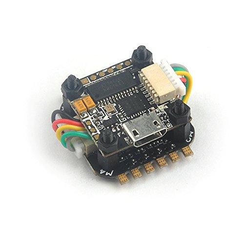 FEICHAO Teeny F4 Pro Tablero del Controlador de Vuelo OSD Integrado Blheli_S 4in1 ESC 1-2S Lipo Controlador de Vuelo para RC Racing Drone