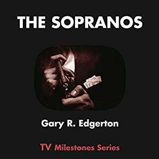 The Sopranos audiobook cover art