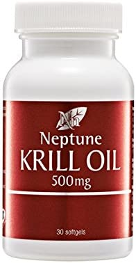 Cosway Nn Factory outlet Neptune Krill 500mg Oil 1 Max 57% OFF Bottle