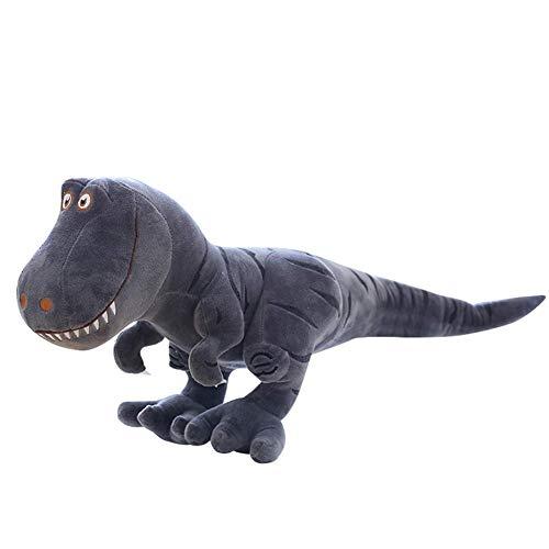 Uposao Plüsch Dinosaurier Spielzeug, Plüschtier Simulation Tyrannosaurus Dinosaurier Stofftier Plüschtier Kuscheltier Kinder Plüsch Tierspielzeug Plüsch Kissen Geschenk für Jungen Mädchen Kinder