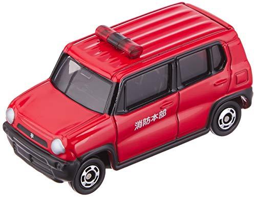 トミカ No.106 スズキ ハスラー 消防指令車 (箱)
