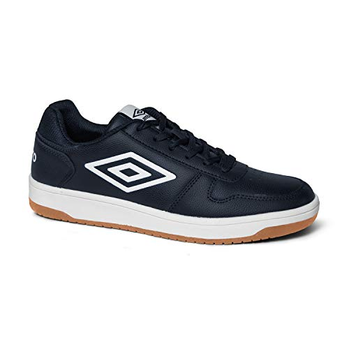 Umbro Sneaker Herren Modell Assist Low 3 Farben (Navy/White - 41 EU)