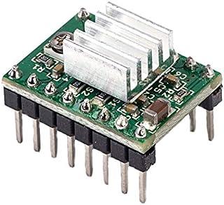 Xsentuals A4988 Stepper Motor Driver Module with Heatsink (1 Pieces)