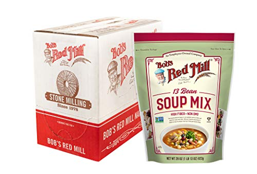 Bob's Red Mill 13 Bean Soup Mix, 29-ounce (Pack of 4)