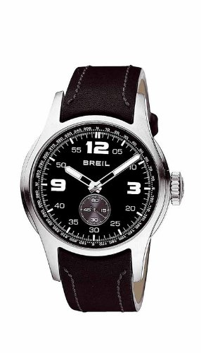 Breil orologio uomo pelle nero BW0213