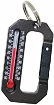 Sun Company HikeHitch 1 - Thermometer Carabiner   Camping, Hiking, & Backpacking Accessory