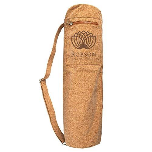 Doolland Robson - Bolsa de corcho para yoga o pilates