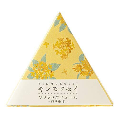生活の木 ソリッドパフューム(練り香水) キンモクセイ (6g)