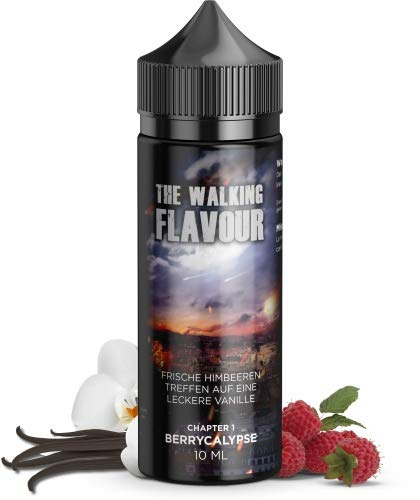 The Walking Flavour Aroma Ch. 1 - Berrycalypse 10/120ml