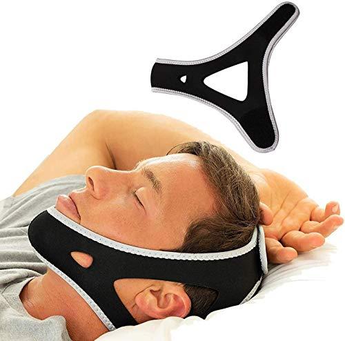 Stop Snurken Chin Strap, kinband snurken Verstelbare kinband snurken, anti-snurken snurken oplossing stop, anti snurken hulp