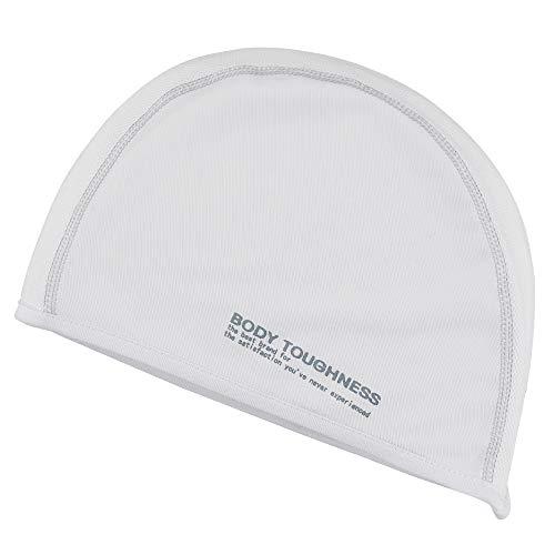おたふく手袋 ボディタフネス 冷感・消臭 パワーストレッチ ヘッドキャップ ホワイト JW-611 フリーサイズ
