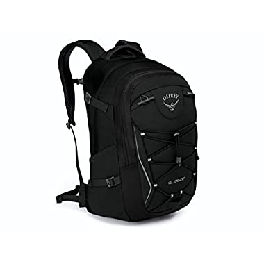 Osprey Packs 10000559 Quasar Daypack, Black