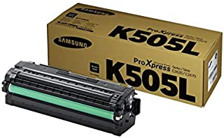 SASCLTK505L - Samsung CLT-K505L Toner Cartridge - Black