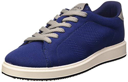IGI&CO Scarpa Uomo UNG 51377, Sneaker, Blu (Blu Chiaro 5137711), 44 EU
