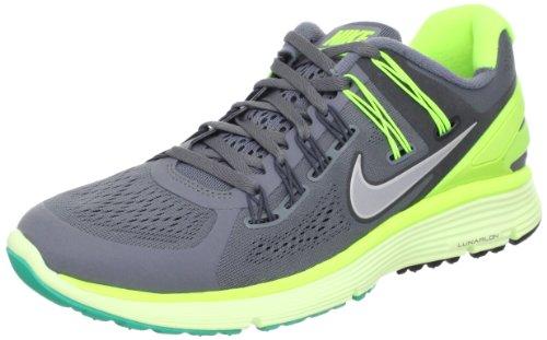 Nike Mens Lunareclipse+ 3 Grey Silver 555337-007 11