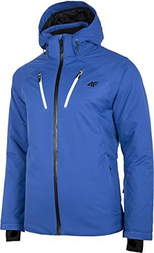 4F Herren Skijacke Harding Jacke, Blau, L