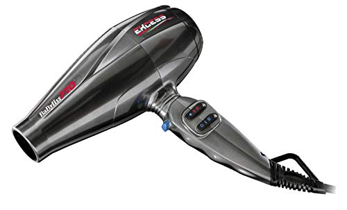 BaByliss SECADOR EXCESS IONIC 2600W, negro