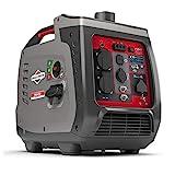 Briggs & Stratton Generador Portátil Inverter PowerSmart Series P2400, 2400 Watt/1800 Watt es...