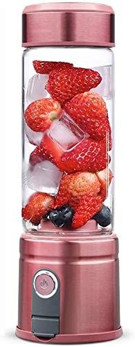 Suge Exprimidor portátil, recargable Exprimidor, Fruta del hogar, completamente automática Fried...