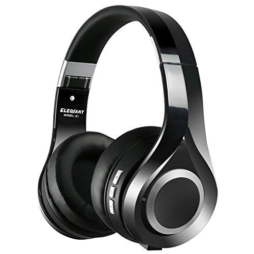 Bluetooth Headphones, ELEGIANT S1 Over Ear Wireless Headset Bluetooth Hi-Fi...