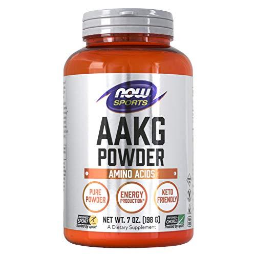 NOW Foods AAKG, 4200mg (Powder) - 198 gr