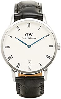 (ダニエルウェリントン) Daniel Wellington ダニエルウェリントン 時計 レディース Daniel Wellington DW00100117 34mm DAPPER ダッパー レザー レディース腕時計ウォッチ READING [並行輸入品]