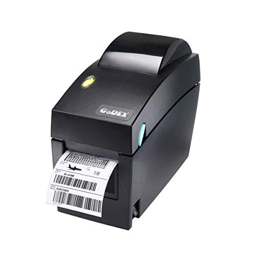 Lowest Prices! Godex DT2x 2 Direct Thermal Printer, 203 dpi, 7 IPS USB, RS232, Ethernet