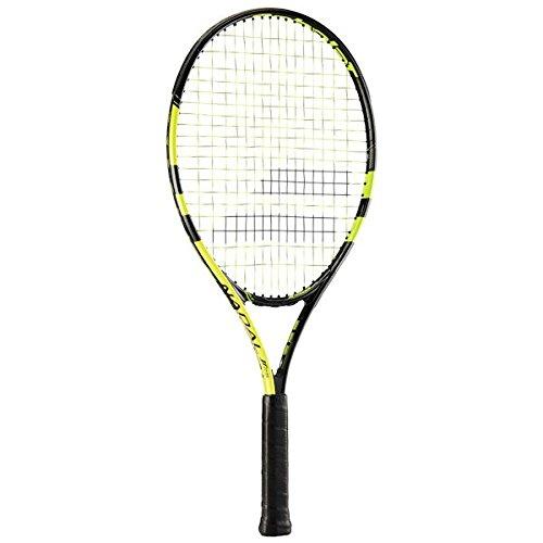 Babolat Tennisschläger Nadal Junior 25, schwarz/gelb/weiß, L0, 140131