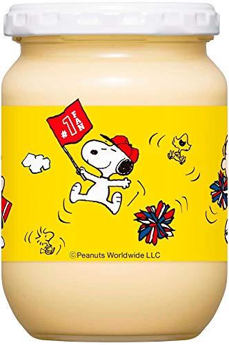 QP キユーピー 瓶 マヨネーズ スヌーピー柄 250g 24個 (12個×2箱) ZHT