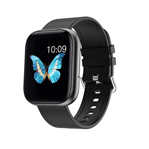 ZYY Relojes Inteligentes para Mujeres Y Hombres, Medición De Ritmo Cardíaco Bluetooth Llamada IP67 Pulsera Impermeable Smart Watch Reloj Deportivo Multifunción,C