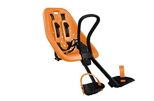 Thule Yepp Mini Bicycle Child Seat, Orange