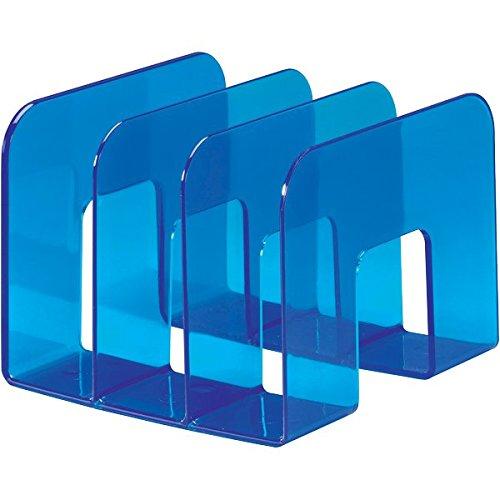 Durable 1701395540 Katalogsammler Trend (215 x 165 x 210 mm) 1 Stück transluzent blau
