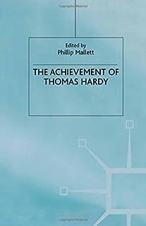 Achievement of Thomas Hardy