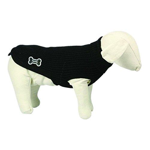 Fuss Dog Douce Vie Lux cm.33 Noir