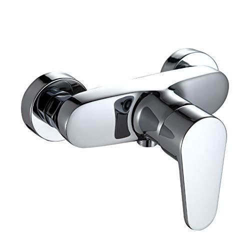 Grifos de lavabo YHSGY Ducha De Agua Caliente Y Fría Válvula Mezcladora Grifo Alto Estándar Baño Baño Grifo Precio Sanitarios Artículos De Plomería