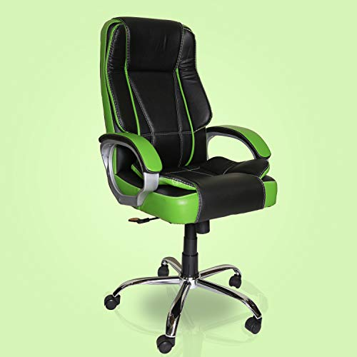 CELLBELL® C102 High Back Office/Computer/Desk/Gaming Chair [Black]