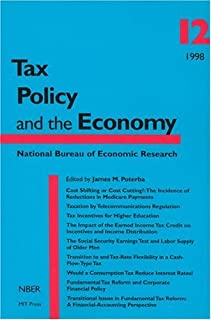 Tax Policy and the Economy (Volume 12)