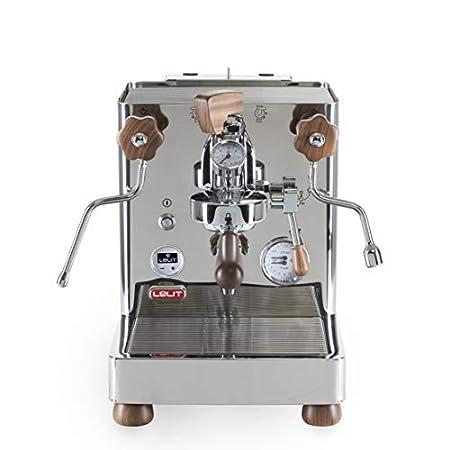 Espressomaschine Lelit Bianca - PL162T mit Siebträger