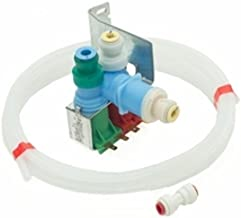 2188708 Refrigerator Water Valve Exact Replacement For Whirlpool Kenmore KitchenAid Estate W10408179