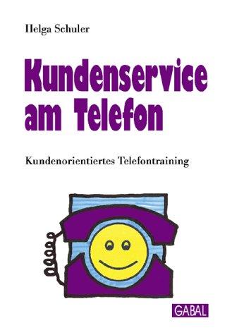 Kundenservice am Telefon