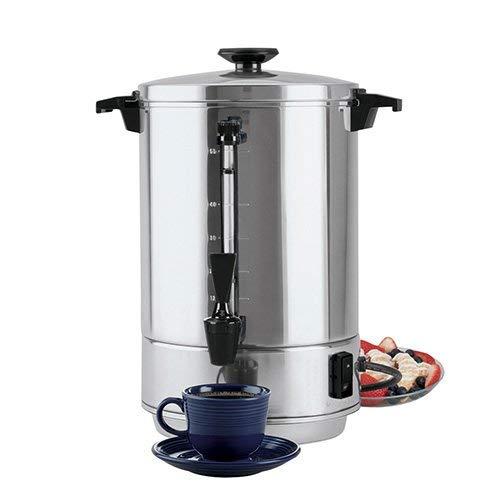 Focus Foodservice FCMAA055 55-Cup, All Aluminum Coffee Maker