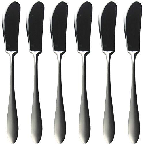 ナガオ燕三条バターナイフ5本+1本14cm18-0ステンレス日本製